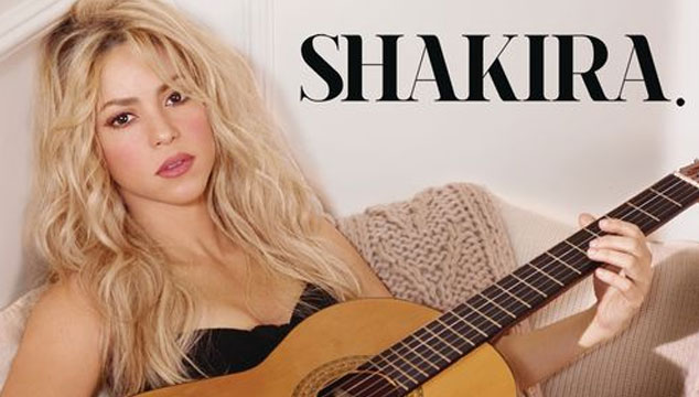 """imagen Escucha el nuevo disco de Shakira y mira su nuevo videoclip """"Empire"""""""