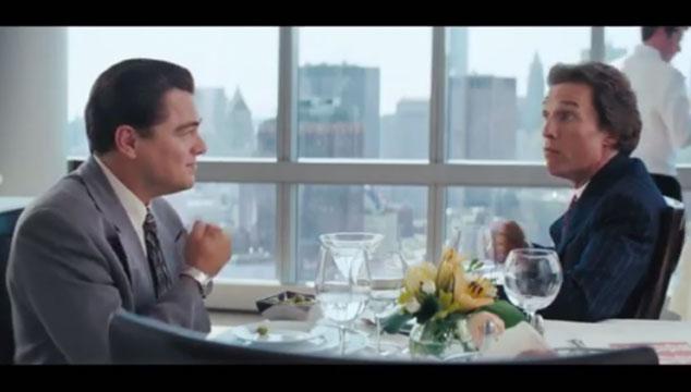 imagen Los golpes de pecho de Matthew McConaughey en 'The Wolf of Wall Street' ya tienen su remix (VIDEO)