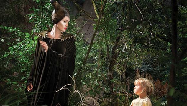 imagen La hija (y coestrella) de Angelina Jolie aparece en las nuevas imágenes de 'Maléfica'