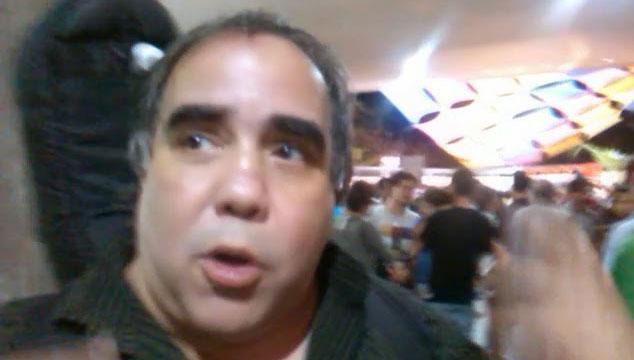 """imagen Aquiles Báez: """"Hay mucha mierda de un lado y de otro"""""""