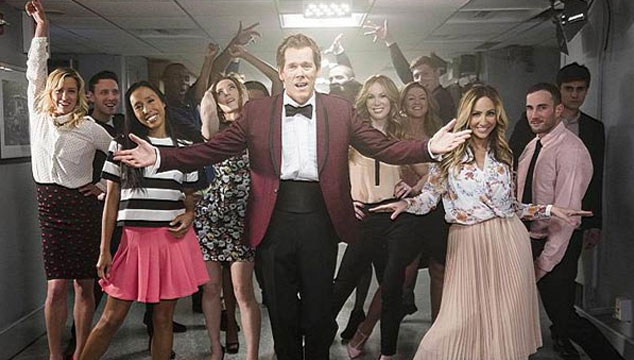 imagen Kevin Bacon recrea su famoso baile de 'Footloose' (VIDEO)
