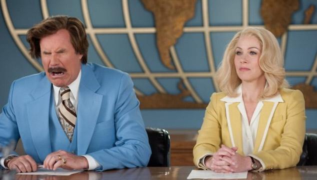 imagen Todos los bloopers de 'Anchorman 2' en un solo video