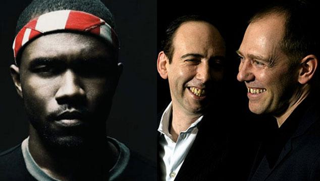 imagen Escucha y descarga la colaboración entre Frank Ocean, The Clash y Diplo