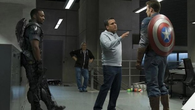 imagen Mira el behind the scenes de 'Captain America: The Winter Soldier' (VIDEOS)