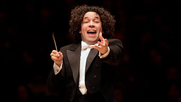 imagen Escucha el nuevo disco de la filarmónica de Los Angeles, dirigida por Gustavo Dudamel