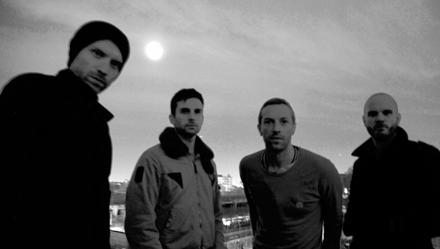 """imagen Coldplay anuncia el lanzamiento de su nuevo disco y estrenan """"Magic"""", una nueva canción"""