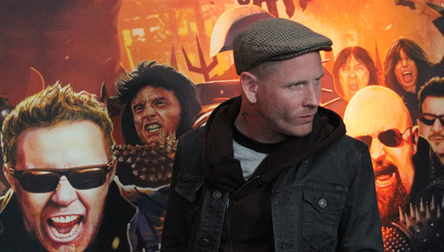 "imagen Corey Taylor (Slipknot, Stone Sour) versiona ""Rainbow in the Dark"" de Dio (AUDIO)"