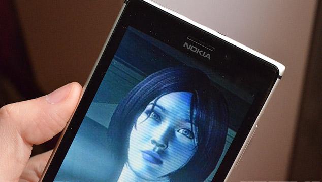 imagen Microsoft presenta Cortana, su propia Siri salida del videojuego Halo