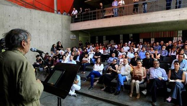 imagen El sector cultural venezolano alzó la voz por los presos políticos
