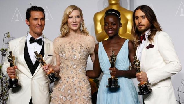 imagen Lo más googleado durante los Oscars 2014