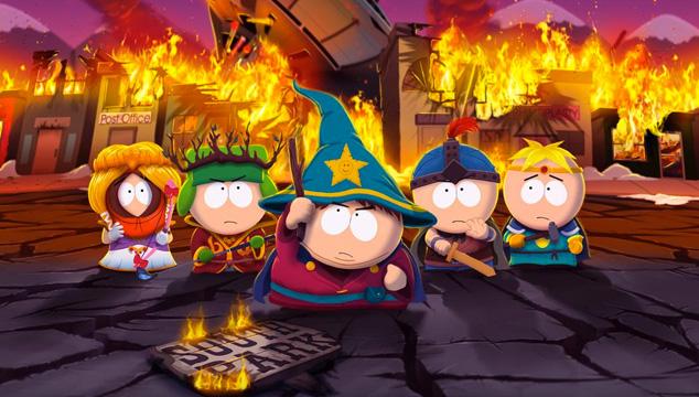 imagen El nuevo y alucinante videojuego de South Park: 'The Stick of Truth'