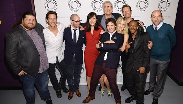 imagen El cast de la recordada serie 'Lost' se reunió y acá están las fotos