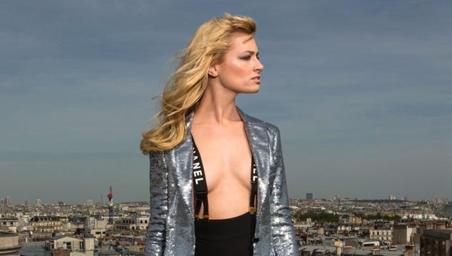 imagen El topless de la protagonista de '2 Broke Girls'