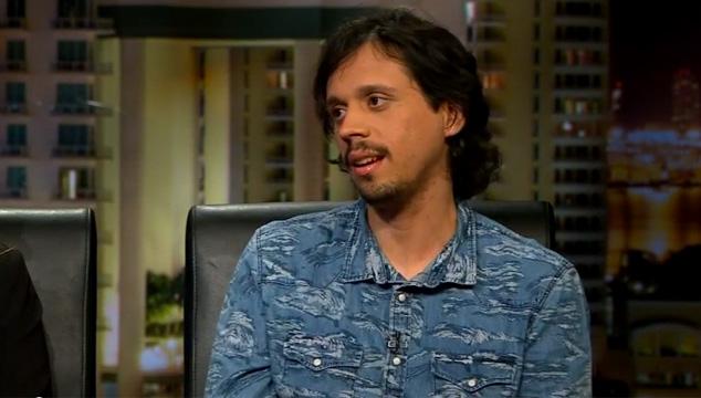 imagen Jaime Bayly entrevista al cantautor venezolano Ulises Hadjis