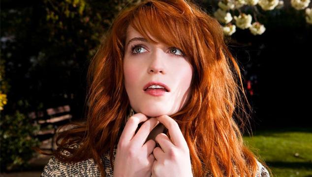 imagen Escucha un adelanto del disco de versiones en metal a Florence + The Machine (AUDIOS)