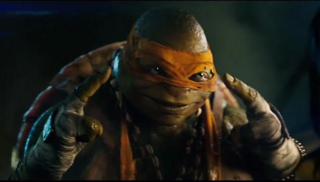 imagen Primer tráiler de la película de las nuevas Tortugas Ninja