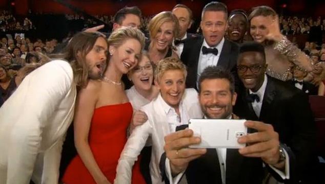 imagen ¿Es legal publicar el selfie de los Oscar?