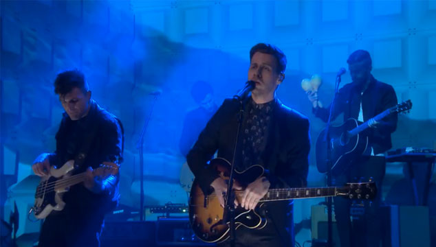 imagen La presentación de Foster The People en 'The Tonight Show Starring Jimmy Fallon' (VIDEO)