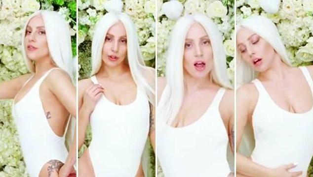 """imagen Lady Gaga estrena un video de 12 minutos para su tema """"G.U.Y."""""""