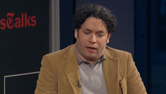 """imagen Gustavo Dudamel: """"Yo condeno firmemente la violencia, venga de donde venga"""" (ENTREVISTA)"""
