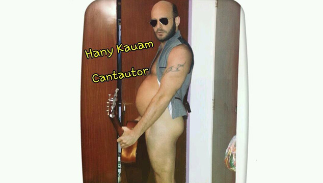 imagen Hany Kauam enseñó la lipa y las nalgas en su último tuit (FOTO POLÉMICA)