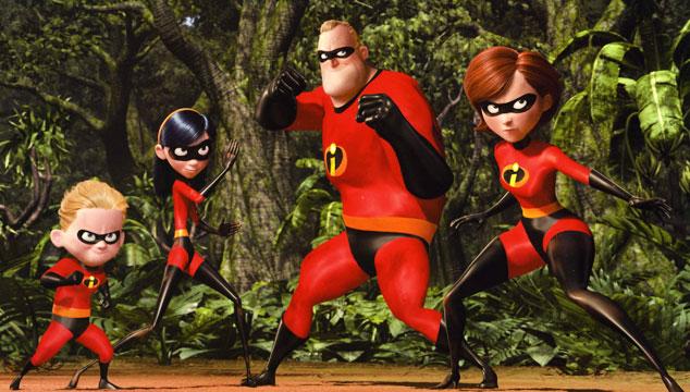 imagen Disney Pixar anuncia que está trabajando en 'Cars 3' y 'Los Increíbles 2'