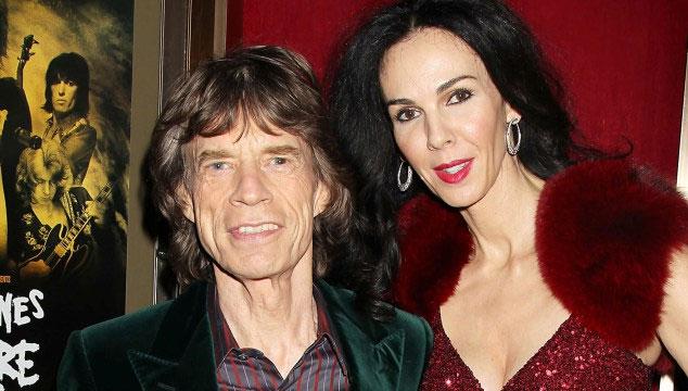imagen Se suicidó la diseñadora L'Wren Scott, novia de Mick Jagger
