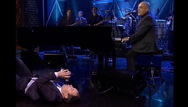 imagen La presentación de Billy Joel en el show de Jimmy Fallon (VIDEO)