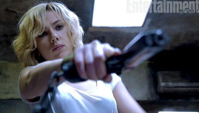imagen Primera foto de Scarlett Johansson en 'Lucy', la nueva película de Luc Besson