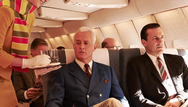 imagen Nuevas imágenes de la séptima y última temporada de 'Mad Men'