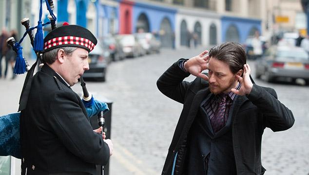 imagen James McAvoy es el peor policía del mundo en el nuevo tráiler de 'Filth'