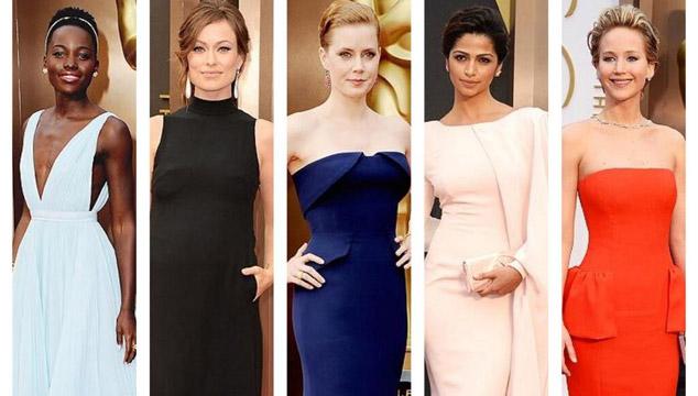 imagen Los mejores vestidos de la Alfombra Roja de los Oscars 2014 (FOTOS)