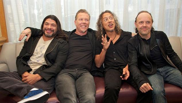 "imagen Metallica estrena ""Ronnie Rising Medley"", un tributo a Ronnie James Dio"