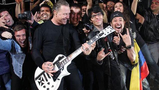 """imagen Escucha """"The Lords of Summer"""", la nueva canción de Metallica"""