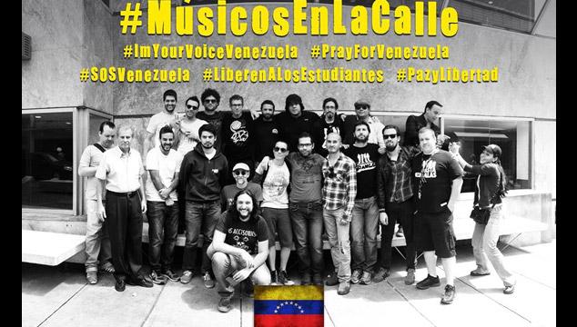 imagen A los Músicos en la Calle no los dejaron cantar en Altamira