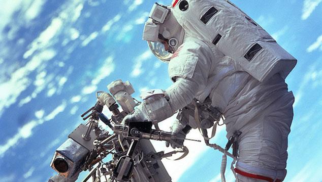 imagen La NASA lanza impresionante sesión fotográfica inspirada en 'Gravity'