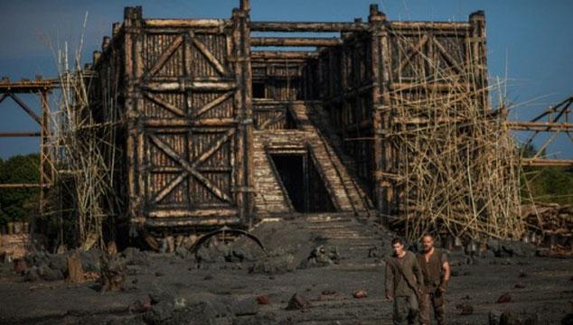 imagen Una visita al set de 'Noah', la nueva película bíblica de Darren Aronofsky (VIDEO)