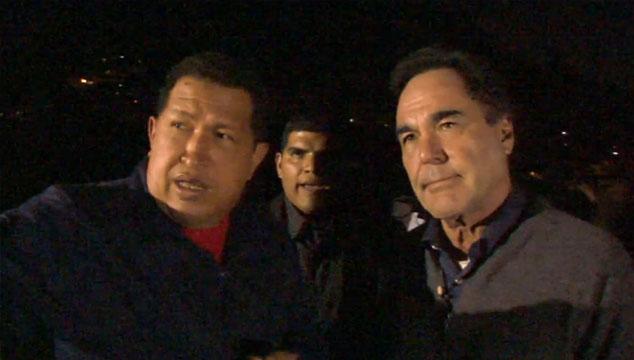 imagen Mira completo 'Mi Amigo Hugo', el documental de Oliver Stone sobre Hugo Chávez