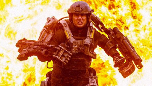 imagen Nuevo tráiler de 'Edge of Tomorrow', la nueva película de acción de Tom Cruise