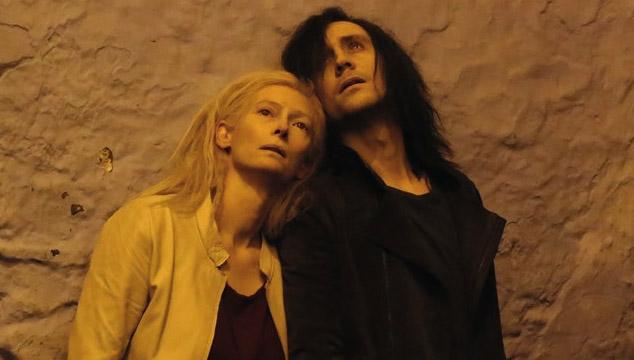 imagen Tilda Swinton y Tom Hiddleston son vampiros en el nuevo tráiler de 'Only lovers left alive'
