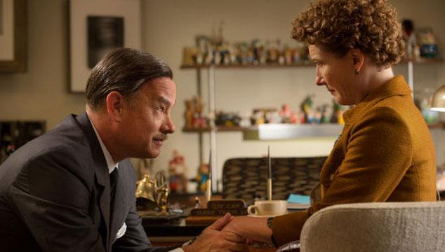 imagen Mira una escena borrada de 'Saving Mr. Banks' ('El sueño de Walt Disney')