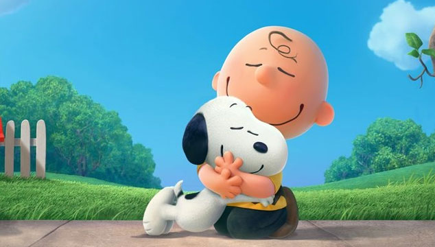 imagen Snoopy y Charlie Brown en 3D en el tráiler de la película 'Peanuts'