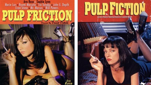 imagen 'Pulp Friction', 'Penetrator' y más versiones porno de películas famosas