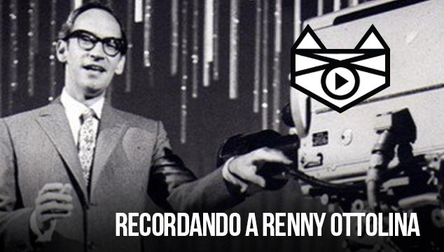 imagen A 36 años de la partida del gran Renny Ottolina