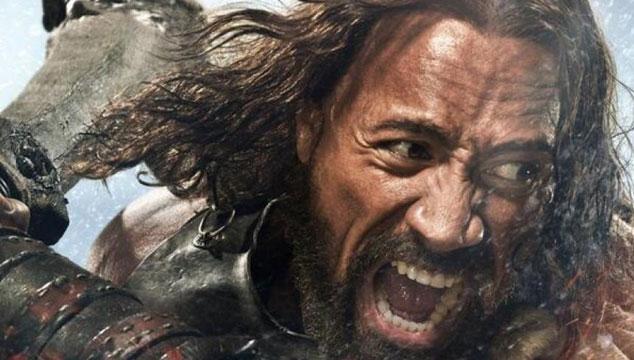 imagen Llega el emocionante primer tráiler de 'Hercules' protagonizada por Dwayne 'The Rock' Johnson