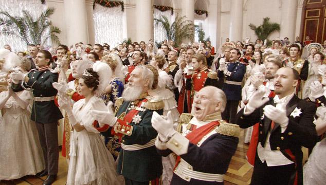 imagen Mira completa 'El Arca Rusa', la película de hora y media de duración hecha en una sola toma