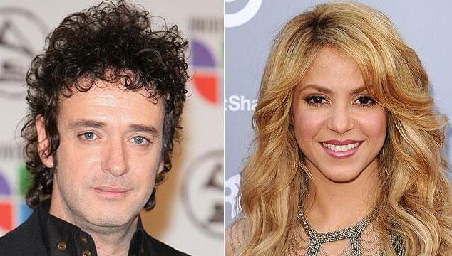imagen Shakira le escribe una carta a la madre de Gustavo Cerati