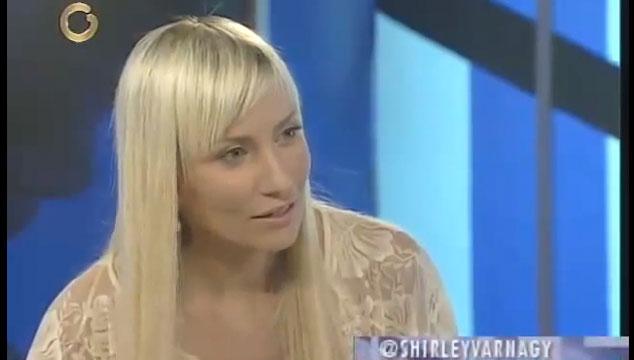 imagen El contundente monólogo de Shirley Varnagy junto a Héctor Manrique sobre las etiquetas políticas (VIDEO)
