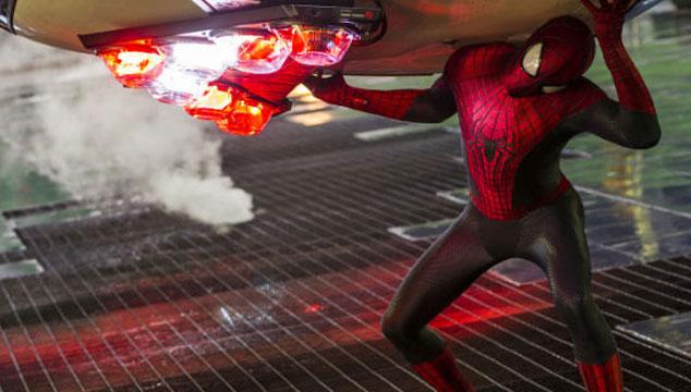 imagen Tráiler final de 'The Amazing Spider-Man 2'