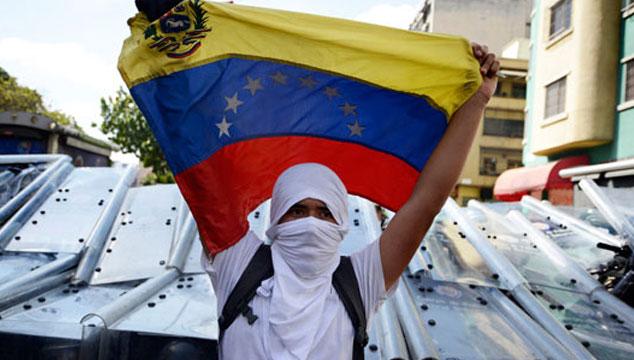 """imagen Escucha """"Los Gochos Arrechos"""", una canción para los protestantes de Táchira"""